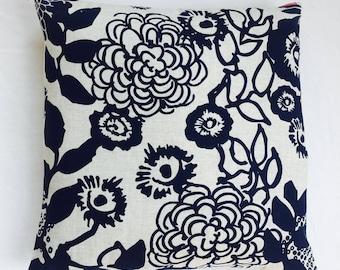 Wild Garden Pillow