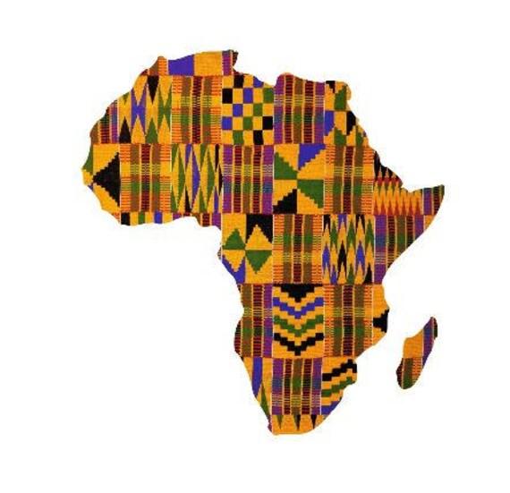 iron on transfer africa kente fabric htv kente cloth htv rh etsy com Kente Cloth Border kente cloth border clip art