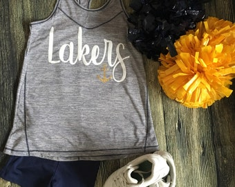 Youth Lakers tank top