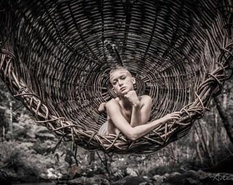 Bliss Basket by wild awake