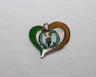 Boston Celtics Charm Boston Charm Celtics Charm