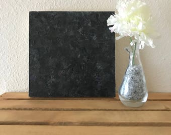 Mixed Media Art, Abstract Painting, Wall Decor, Gessobord Wall Art, Unique Gift, All Proceeds Donated to Charity! FREE SHIPPING