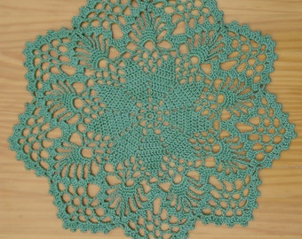 Nine Point Doily - PH-103 - Crochet Pattern PDF