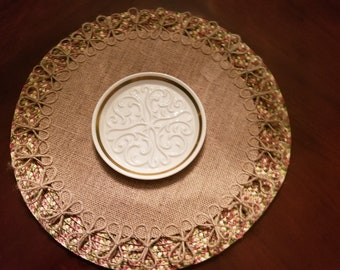 Lenox Fine China Specialty Plate