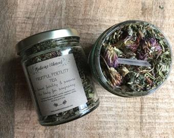 Fruitful Fertility Tea- Organic Herbal Fertility Tea