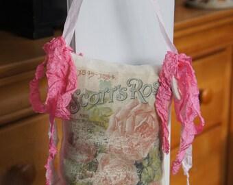 Roses Ad Door Chair Pillow Hanger
