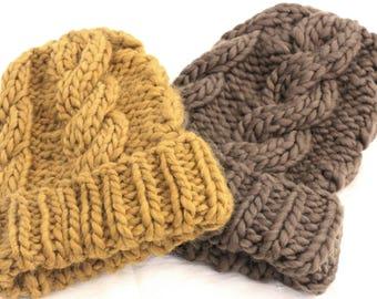 MARCEL Hat wool