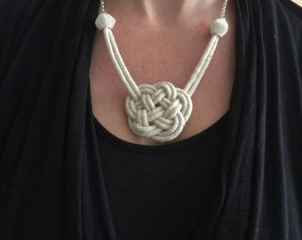 Cloud Necklace - Choice of colors