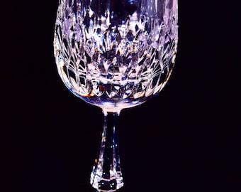 Set of 6 Goblets - Gorham Chantilly Goblet pattern