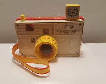 1967 Fisher Price Camera