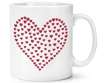 Heart Of Hearts 10oz Mug Cup