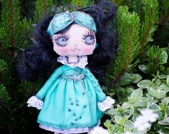 Personalized fabric doll - Doll clothes - Custom portrait rag doll - Portrait doll - Textile doll - Handmade dolls - Fabric dolls