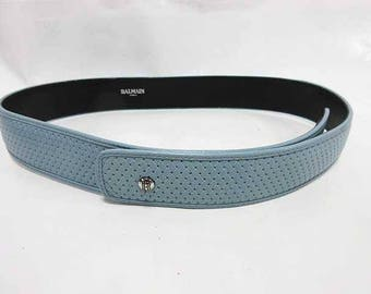 Balmain leather belt vintage