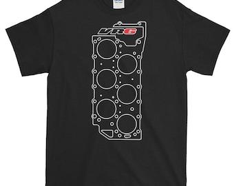 Birthday present t-shirt VR6 Engine Fast Car Cars Carlover