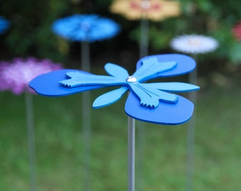 Pollination Flower Stem - Iris