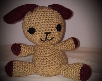 Crochet bunny, Valentine's bunny, plush bunny, trending, kids,