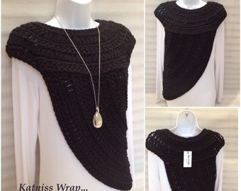 Katniss Inspired Wrap/Vest