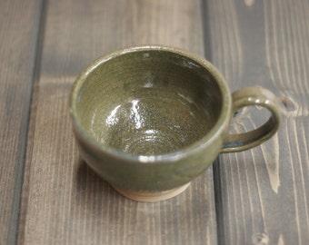 Rustic Handmade mug