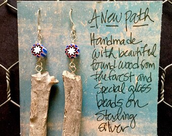 A New Path earrings