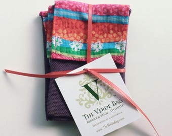 Flower Beds Gift Card Holders (3-pack)