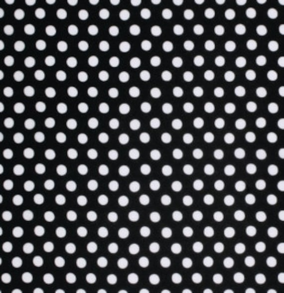 SPOT NOIR Jet Black GP70 Kaffe Fassett Collective sold in 1/2 yard increments