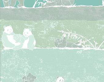 Panda Says Yum - PANDALICIOUS by Katarina Roccella for Art Gallery Fabrics PND 10127