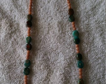 Simply Caribbean Necklace