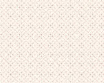 Fabric, coupon, 50/35 cm, TILDA, nina, PINK, 480641, patchwork