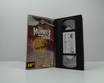 Mummy's Tomb [VHS] (1942)