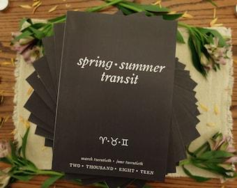 Spring-Summer Transit