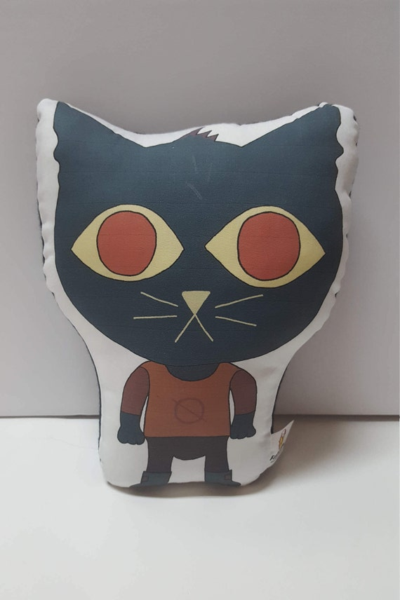 Fresh Night in the Woods Mae Pillow Plush MD37