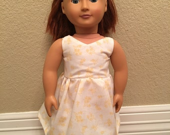 "18"" Doll Clothes Dress"