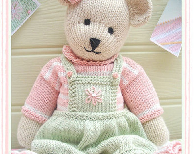 Amigurumi Teddy Bear Free Patterns : Bears mary jane's tearoom shop