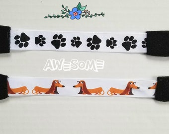 Dachshund Bookmarkers