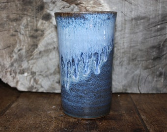 Stoneware tumblers, Ceramic pint glass