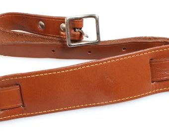 1950s Camera Strap//Neck Strap//Leather Strap