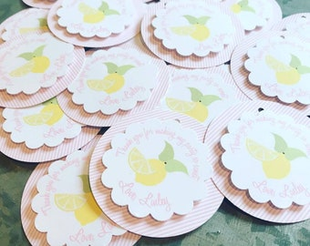 Lemonade Tags