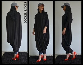 Maternity Dress, Maxi Dress, Long dress, Plus size Maxi dress, Black Dress, Long Sleeve Dress, Kaftan dress, Black Maxi Dress