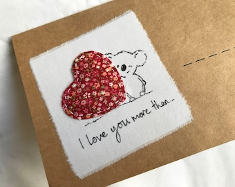 Valentines Love Note and Envelope by CsevenM