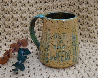 Out of the Weeds Mug