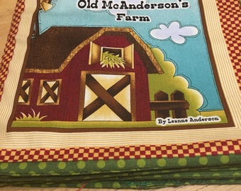 Farm Book for children