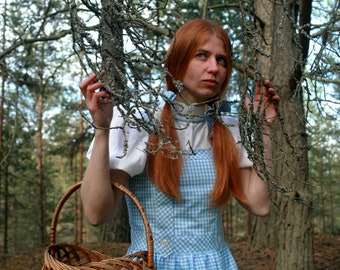 Dorothy dress - The Wizard of Oz cosplay - Judy Garland costume