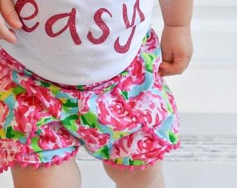 Baby Coachella Summer Shorts