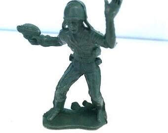 Miniature Plastic Army Man