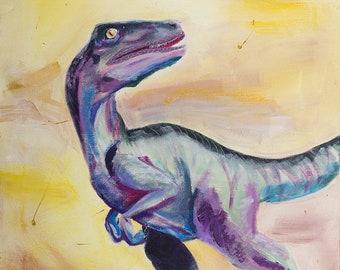 Raptor in Color