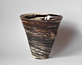V shaped Vase