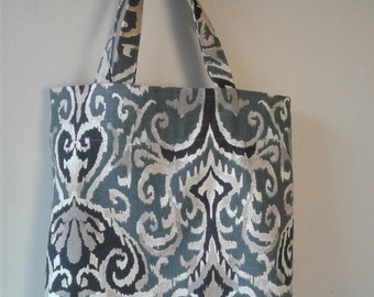 Everyday tote bag - Abstract Medium