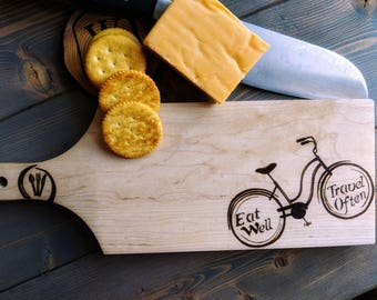 Cheese board for the traveling foodie!