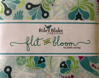 Flit and Bloom Charm Pack