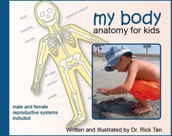 Anatomy for Kids eBook